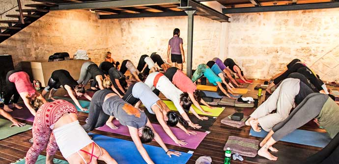 Zunray yoga studio