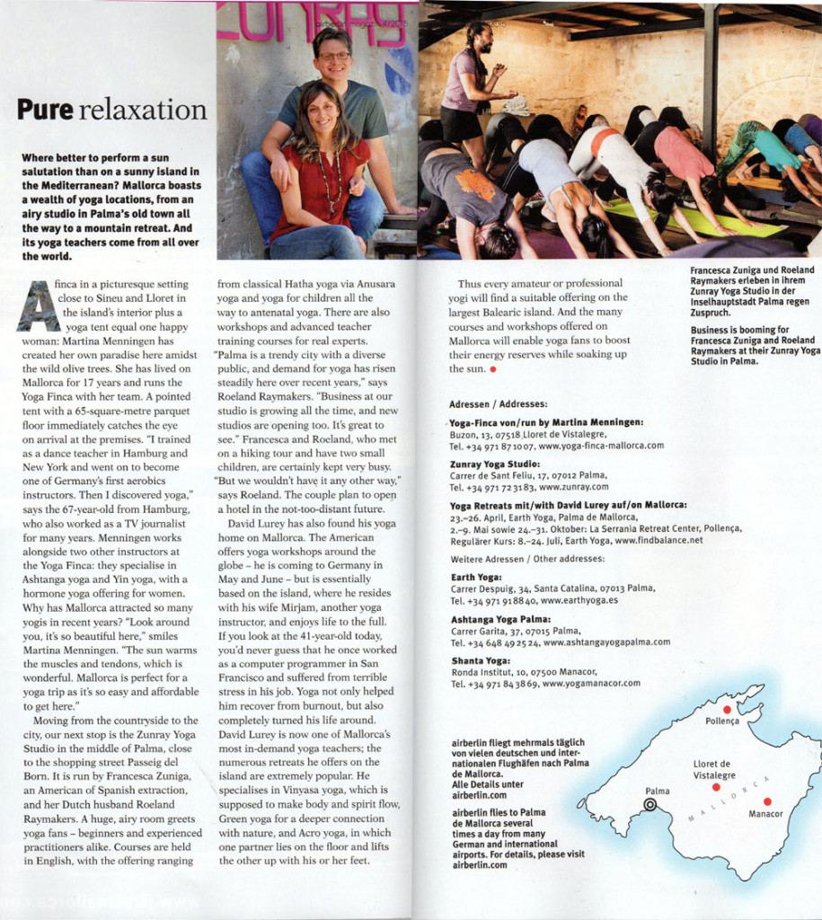 Zunray Ariberlin magazin